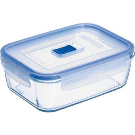 Nádoba na potraviny skleněná Luminarc Pure Box 1970 ml, obdelníková