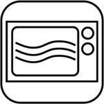 Nádoba na potraviny skleněná Luminarc Pure Box 380 ml, obdelníková