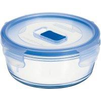 Nádoba na potraviny skleněná Luminarc Pure Box 920 ml, kulatá
