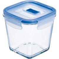 Nádoba na potraviny skleněná Luminarc Pure Box 750 ml, čtvercová