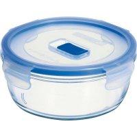 Nádoba na potraviny skleněná Luminarc Pure Box 670 ml, kulatá