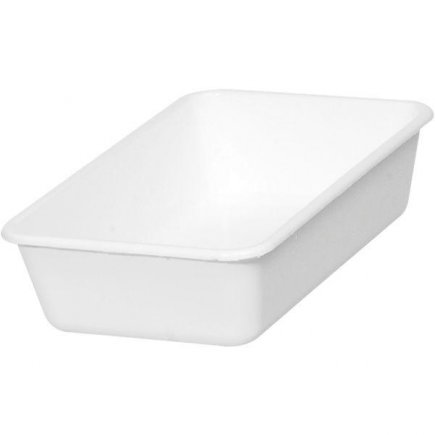 Skladovací nádoba plastová Gastro 1,3 l, bílá