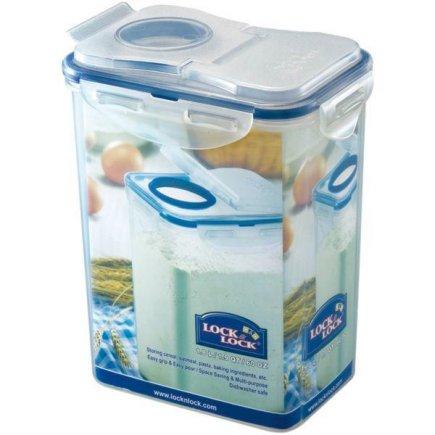 Dóza na potraviny Lock & Lock 1800 ml, s otvorem pro sypání