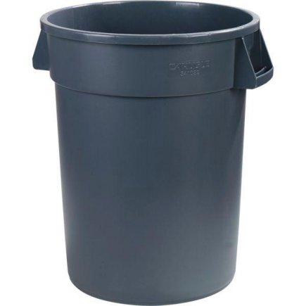 Odpadkový koš Carlisle 120 l, šedý