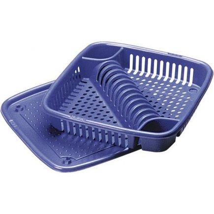 Odkapávač na nádobí s podtácem 40x40 cm Gastro, různé barvy