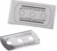Náhradní nože pro škrabku na sklokeramické desky 226666284 10 ks Fackelmann