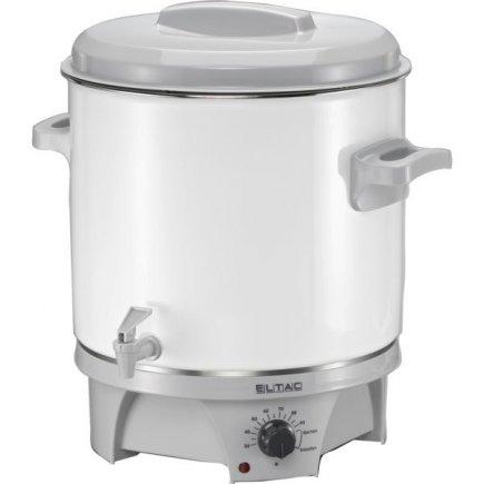 Zavařovací hrnec elektrický Gastro 27 l, s výpustným ventilem