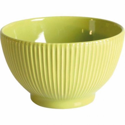 Miska kulatá, keramika, světle zelená, 0,7 l GASTRO 14,5 cm