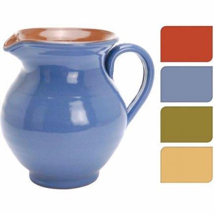 Kameninový džbán Gastro 1 l, různé barvy