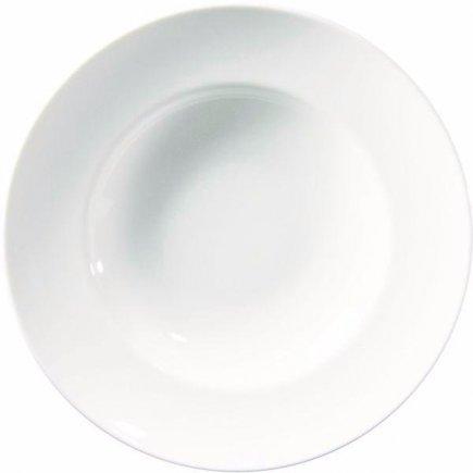 Talíř na těstoviny 27 cm, bílý, Gastro