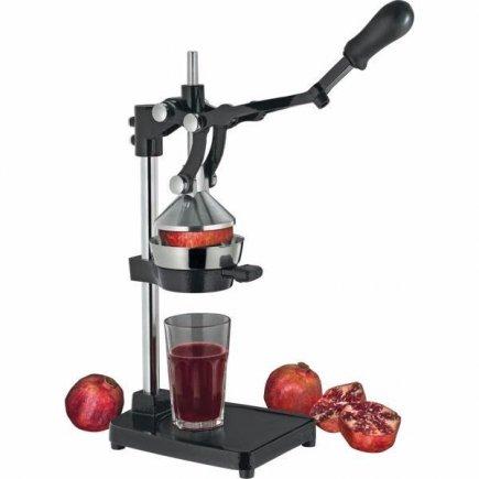 Profesionální odšťavňovač citrusů a granátových jablek Cilio, černý