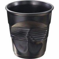 Kelímek na kuchyňské náčiní Revol, porcelán, černý