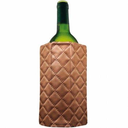 Chladič na víno Vacu Vin Aktiv, kožený vzhled