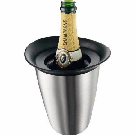 Chladící nádoba na sekt šampaňské Vacu Vin Aktiv