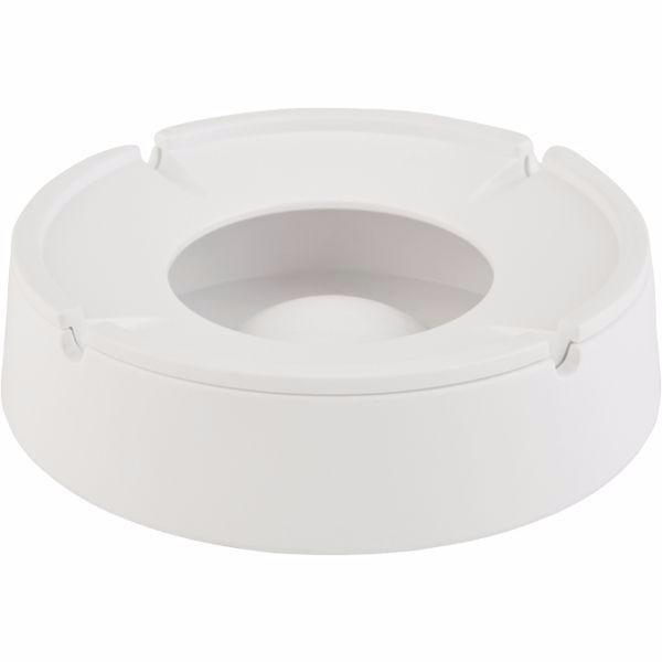 APS Popelník do větru 14,5 cm melamin bílý