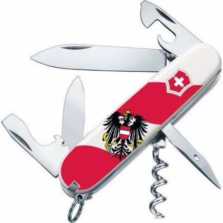 Kapesní nůž Victorinox Spartan Austria, 12 funkcí