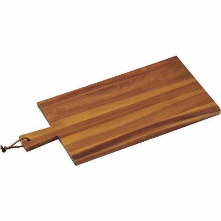 Krájecí prkénko Kesper 45x22 cm, akátové