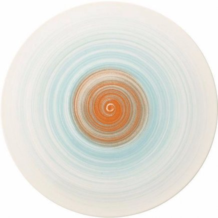 Mělký talíř Villeroy & Boch Amarah 16 cm, aquamarin