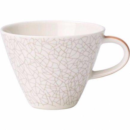 Šálek na kávu 0,22 l Villeroy & Boch Amarah, terakotová barva