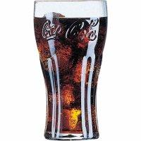 Sklenice na nealko Luminarc Coca-Cola Contour 370 ml, 3 ks