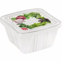 Sada nádob na potraviny Snips Square 250 ml 3 ks