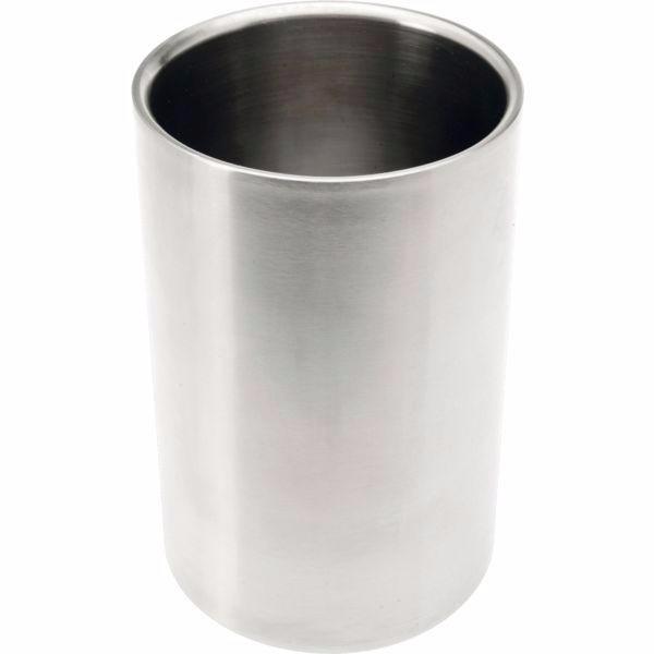 Gastro Chladící nádoba na víno 18 cm dvoustěnná