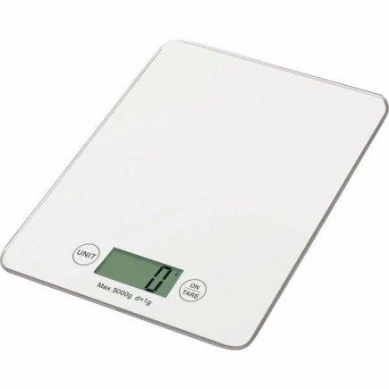 Kuchyňská váha digitální Weis, bílá