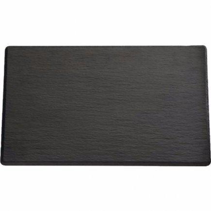 Servírovací deska břidlicová APS Slate GN 1/1 53x32,5 cm
