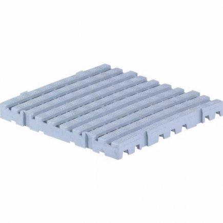 Dlaždice plastová 50x50x5 cm, šedá