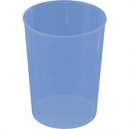 Kelímek plast Waca 250 ml, modrý