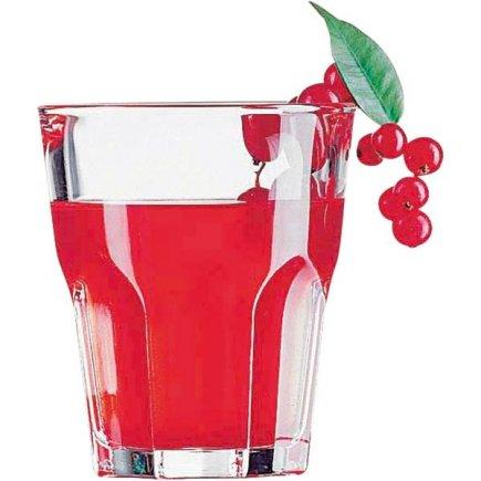 Sklenice na míchané nápoje koktejly Arcoroc Granity 275 ml cejch 0,2 l