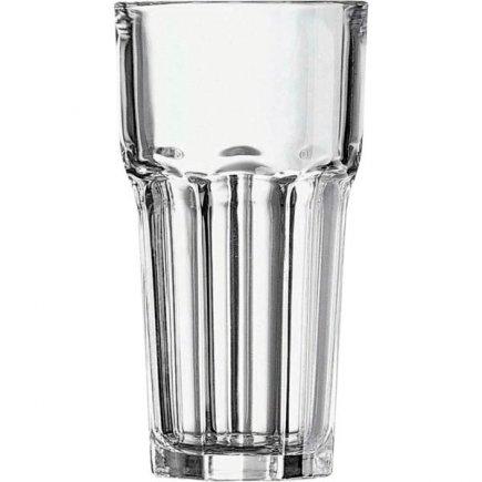 Sklenice na míchané nápoje koktejly Arcoroc Granity 650 ml cejch 0,5 l
