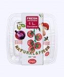 Nádoba na potraviny Snips Square 1000 ml