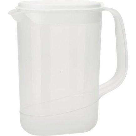 Džbán s víkem plastový Gastro 1500 ml