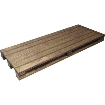 Servírovací dřevěné prkénko paleta Vintage 40x15 cm
