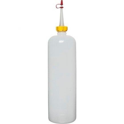 Dávkovací mačkací láhev Schneider 1000 ml, transparentní
