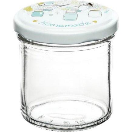 Zavařovací sklenice Gastro 167 ml, víčko Homemade