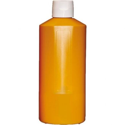 Dávkovací mačkací láhev APS 1100 ml, žlutá