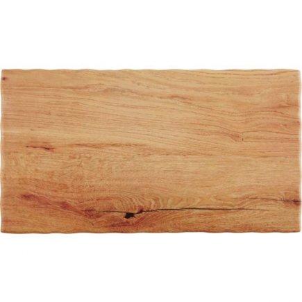 Podnos servírovací melamin APS 32,5x17,6 cm, dřevěný vzhled