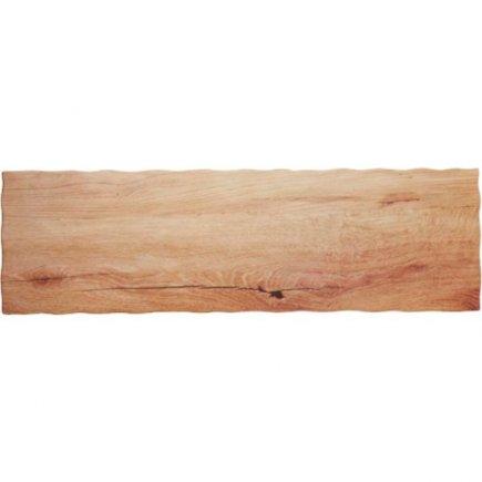 Podnos servírovací melamin APS 53x16,2 cm, dřevěný vzhled