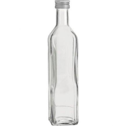 Láhev na alkohol Marasca 500 ml, šroubovací uzávěr