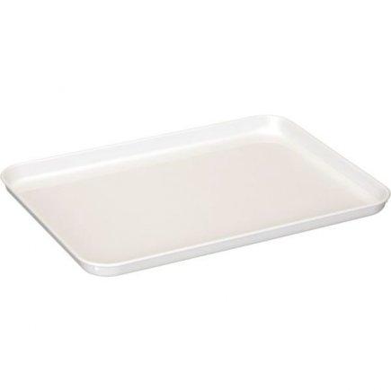 Tác plastový Gastro 36x26 cm, bílý