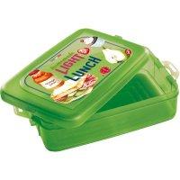 Box na svačinu Snips 1330 ml, zelený