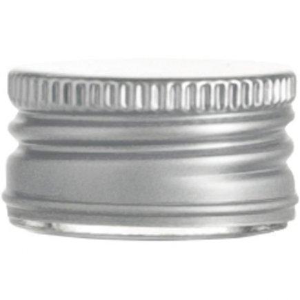 Šroubovací zátka Gastro, stříbrná
