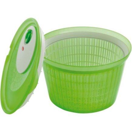 Odstředivka na salát Snips 4 l, zelená