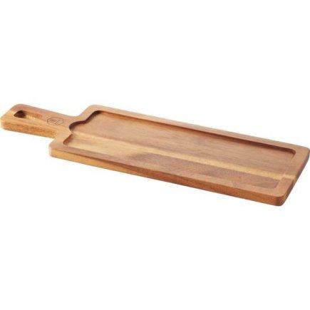 Prkénko bambusové Revol Basalt 43x14 cm