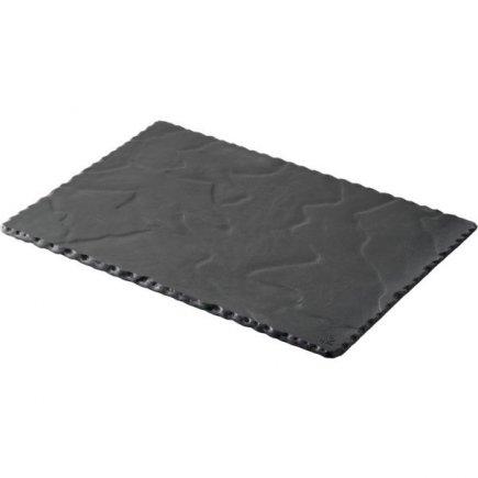 Servírovací deska Revol Basalt 30x20 cm