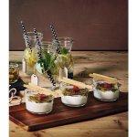 Zavařovací sklenice Luigi Bormioli Lock - Eat 250 ml