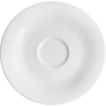 Podšálek na espresso Kahla Pronto 11,7 cm, bílý