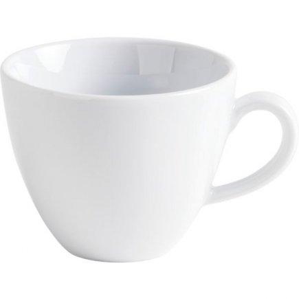 Šálek na cappuccino Kahla Pronto 180 ml, bílý